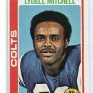 LYDELL MITCHELL 1978 Topps #150 SD Chargers PENN STATE