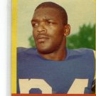 LENNY MOORE 1963 Topps #2 Colts PENN STATE