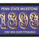 2006 TK Legacy 1893 Penn State Milestones #PS9