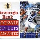 ALAN ZEMAITIS 2005 Penn State Football Schedule FULL SIZE