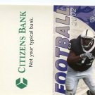 JIMMY KENNEDY 2002 Penn State Football Schedule FULL SIZE