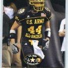 JAKE GOLIC 2009 Razor Army All-American Bowl #11 NOTRE DAME FIGHTIN IRISH 3-star TE