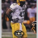 CHRIS DAVENPORT 2009 Razor Army All-American Bowl #29 LSU TIGERS 5-star DT