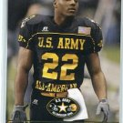 EDWIN BAKER 2009 Razor Army All-American Bowl #8 MICHIGAN STATE SPARTANS San Diego CHARGERS RB