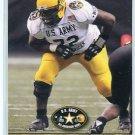 DJ D.J. FLUKER 2009 Razor Army All-American Bowl #18 ALABAMA TIDE Chargers OT