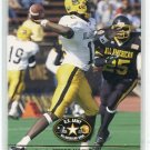 VINCE YOUNG 2009 Razor Army All-American Bowl #56 TENNESSEE TITANS Texas Longhorns QB