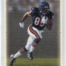 EARL BENNETT 2008 UD Masterpieces ROOKIE Bears