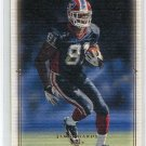 JAMES HARDY 2008 UD Masterpieces ROOKIE Bills