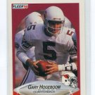 GARY HOGEBOOM 1990 Fleer #355 CBS Survivor GUATAMALA Arizona Cardinals QB