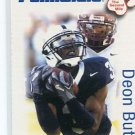 DEON BUTLER 2006 Penn State Second Mile College card SEAHAWKS