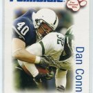 DAN CONNOR 2006 Penn State Second Mile College card PANTHERS