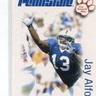 JAY ALFORD 2006 Penn State Second Mile College card NY GIANTS