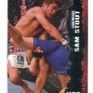 SAM STOUT 2009 Topps UFC #16 Lightweight MMA