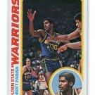 ROBERT PARRISH 1978-79 Topps #86 2nd year card