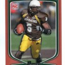 DEVIN MOORE 2009 Bowman ORANGE SP #208 ROOKIE Wyoming