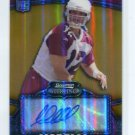 ANTHONY MORELLI 2008 Bowman Sterling GOLD AUTO #d/1050 ROOKIE Penn State QB
