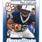 MICKEY SHULER Jr. 2009 Penn State Second Mile TE Miami Dolphins