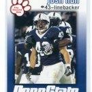 JOSH HULL 2009 Penn State Second Mile LB