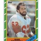SEAN FARRELL1986 Topps #379 Penn State BUCCANEERS Guard