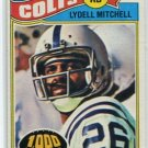 LYDELL MITCHELL 1977 Topps #370 SD Chargers PENN STATE