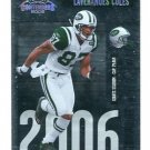 LAVERANUES COLES 2006 Contenders Playoff Ticket PARALLEL #d/199