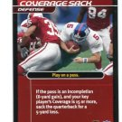 KERRY COLLINS 2001 NFL Showdown Action Card #S12 PENN STATE NY Giants QB