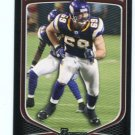 JARED ALLEN 2009 Bowman #20 VIKINGS