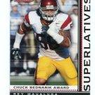 REY MAUALUGA 2009 Bowman Superlative #S5ROOKIE Bengals USC TROJANS