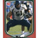 ALEX MACK 2009 Bowman ORANGE SP #141 ROOKIE Cal Bears