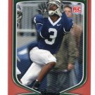 DEON BUTLER 2009 Bowman ORANGE SP #195 PENN STATE Seahawks