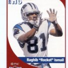 RAGHIB ROCKET ISMAIL 2005 Big 33 OH High School card NOTRE DAME Fighting Irish