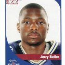 JERRY BUTLER 2005 Big 33 PA High School card WISCONSIN Badgers