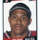 RAY SMALL 2006 Big 33 High School card OHIO STATE Buckeyes