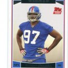 MATHIAS KIWANUKA 2006 Topps ROOKIE Boston College NY GIANTS