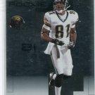 MIKE SIMS-WALKER 2007 Playoff NFL Playoffs ROOKIE Jaguars #d/49