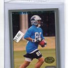 STEVE SMITH 2001 Topps  #321 ROOKIE Carolina Panthers UTAH UTES