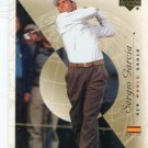 SERGIO GARCIA 2003 Upper Deck UD New World Order #87 PGA