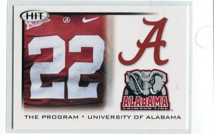 MARK INGRAM 2010 Sage Hit #36 THE PROGRAM * ROOKIE Alabama Crimson Tide NEW ORLEANS Saints