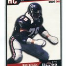 BILL FRALIC 2006 Big 33 Ohio High School card PITT PANTHERS Honorary Chairman