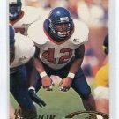 JAMES FARRIOR 1997 Press Pass #38 ROOKIE Steelers VIRGINIA Cavaliers