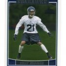 KELLY JENNINGS 2006 Topps Chrome ROOKIE #178 Seattle Seahawks MIAMI CANES