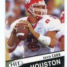 DAVID CARR 2002 Sage Hit ROOKIE #47 Fresno State TEXANS QB