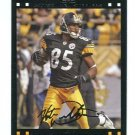 NATE WASHINGTON 2007 Topps #175 Steelers