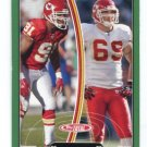 JARED ALLEN / TAMBA HALI 2007 Topps Total #395 KC CHIEFS Minnesota Vikings