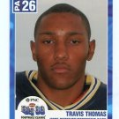 TRAVIS THOMAS 2003 Big 33 Pennsylvania PA High School card NOTRE DAME Irish