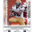 TASHARD CHOICE 2008 Playoff Prestige  #194 ROOKIE Dallas Cowboys