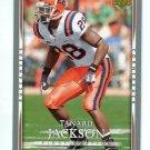 TANARD JACKSON 2007 Upper Deck UD First Edition #198  Rookie SYRACUSE ORANGE TB Bucs