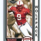 MARIO WILLIAMS 2006 Press Pass Silver Collectors Series ROOKIE Texans NC State Wolfpack BILLS