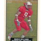 MARIO WILLIAMS 2009 Topps Magic #187 Houston Texans NC State Wolfpack