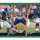 OLIN KREUTZ 2007 Topps Total #282 Bears HAWAII Washington Huskies